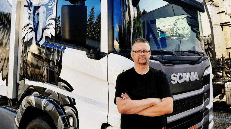 Tommi Pohjola, liikenteestä vastaava, Pohjola Logistics